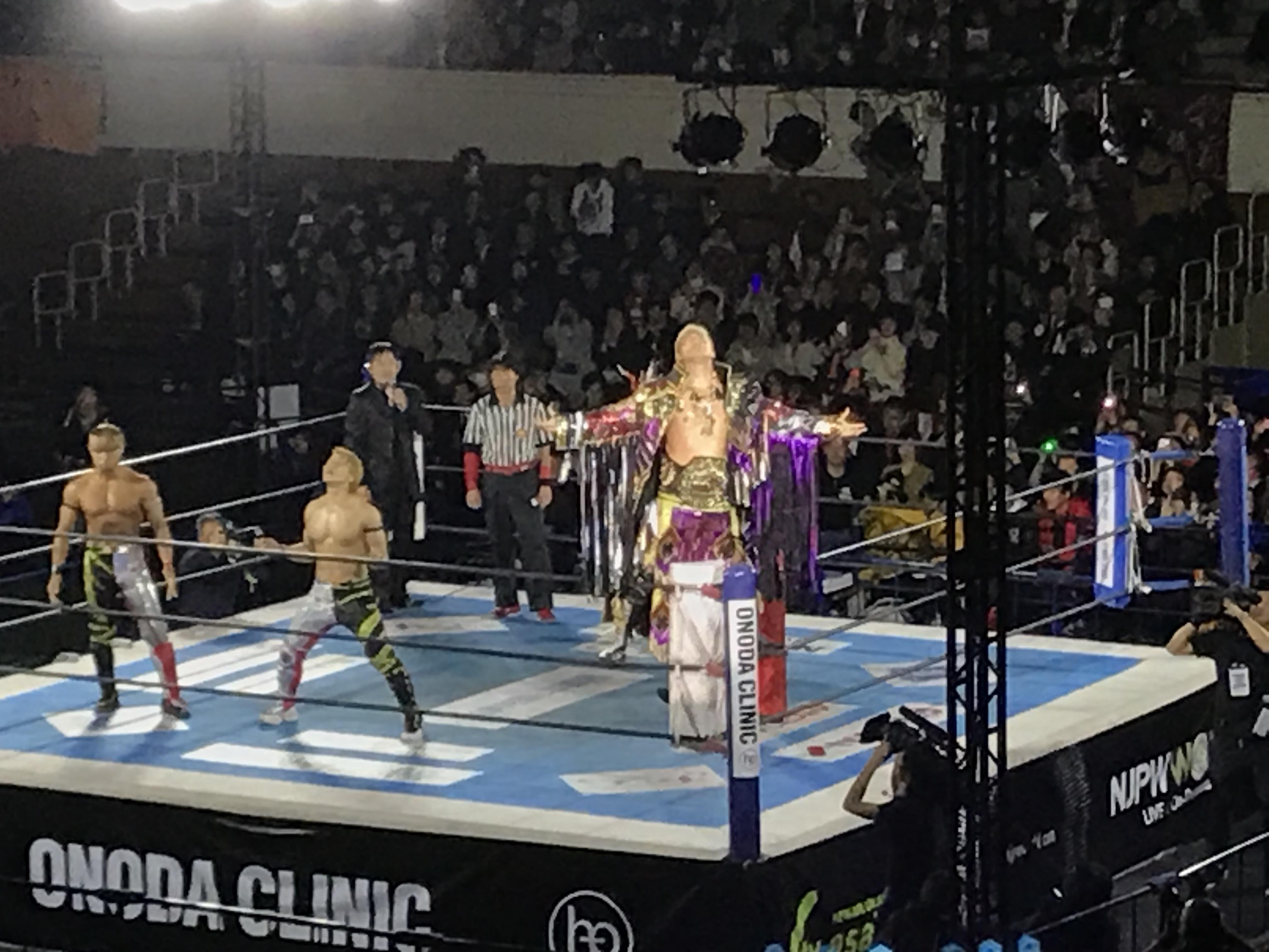 新日本プロレスのローソン限定グッズ第4弾、本日より発売!