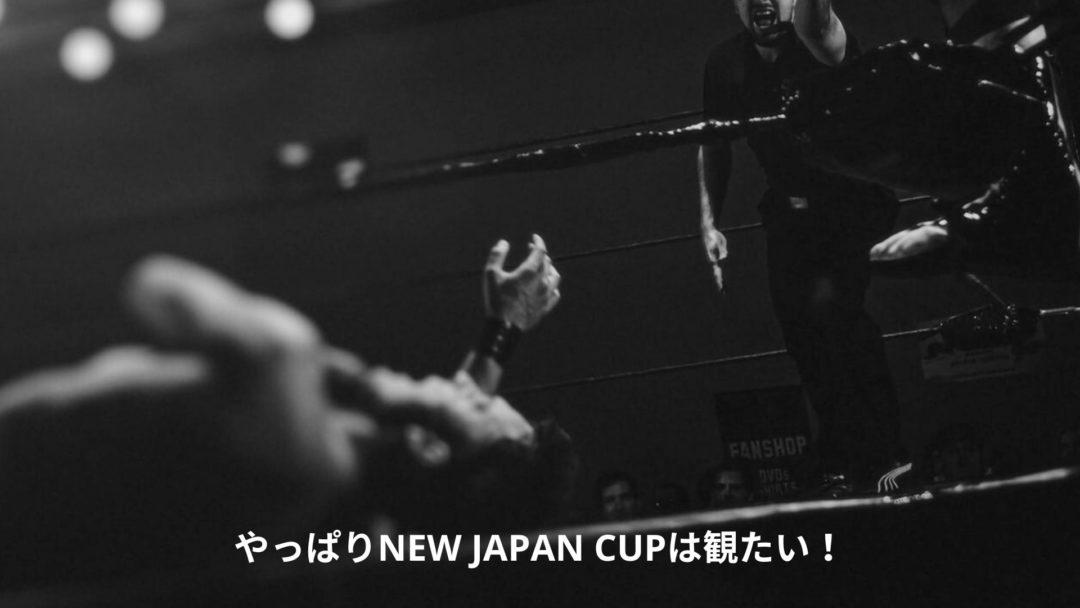 """""""Cブロック""""を戦った2人の躍進に期待していた【NEW JAPAN CUP 2020】"""